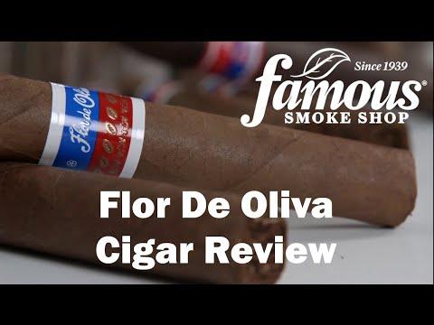 Flor De Oliva Cigars Overview - Famous Smoke Shop