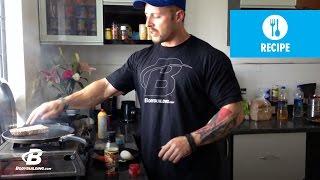 Healthy Recipes: Quick & Easy Open Face Tuna Melt