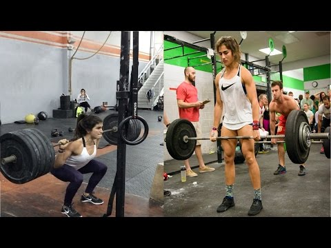 Download Lauren Fisher training CrossFit for 2017 season Screenshots