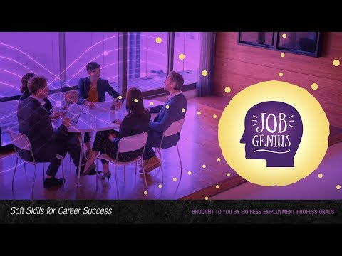 Soft Skills for Career Success