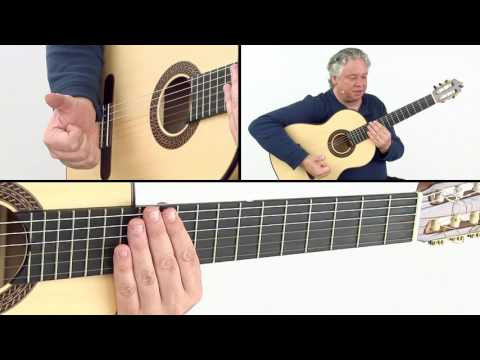 Flamenco Guitar Lesson - Rasgueado - John Fillmore