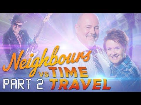 Neighbours VS Time Travel - Webisode 2