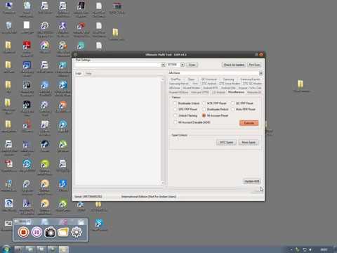 MI4W mi2 Mi4I Mi Account Remove done with umt