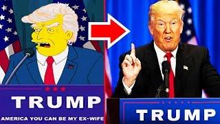 10 Fakten über die Simpsons!