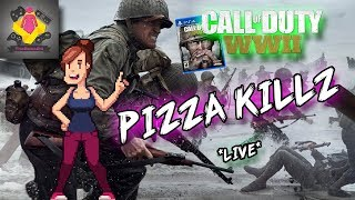 🔴 Call of Duty WW2 KILL CONFIRMED | Call of Duty WWII Friday fun | PS4PRO Gameplay | 🔴  TheGebs24