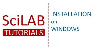 SciLab Tutorials