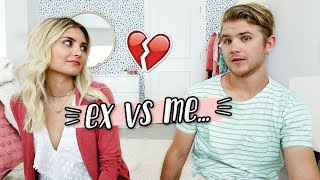 YOUR EX VS ME CHALLENGE!!! *GONE WRONG*