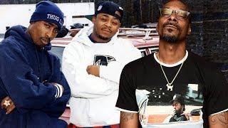 Snoop Dogg Stole Tupac's Lyrics From MC Breed's