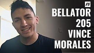 Vince Morales Talks Bellator Return Sept. 21, Contender Series Loss & Training With Ricky Simon