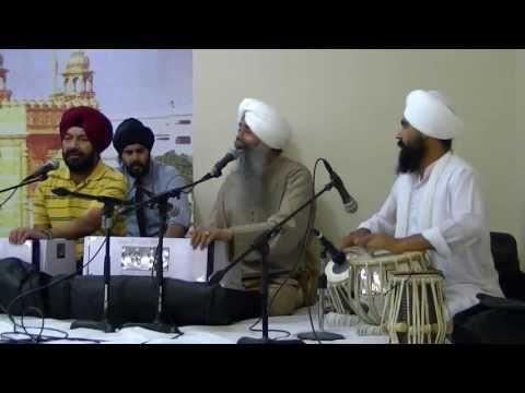 Bhai Davinder Partap Singh ji,(Gurdwara Buena Park)