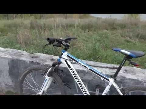 Обзор велосипеда Merida после сезона катания
