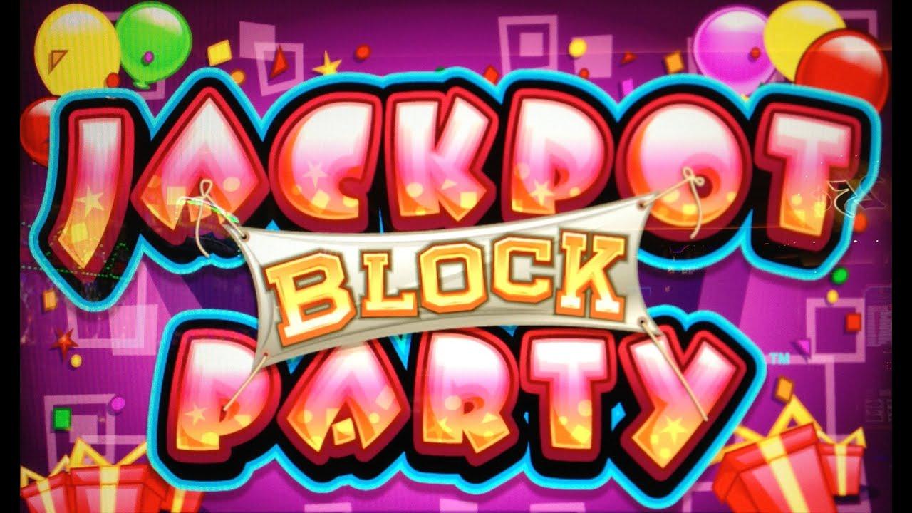 Super Jackpot Block Party