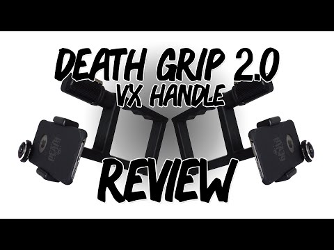 Death Grip 2.0 VX Handle | Review & Comparison Footage