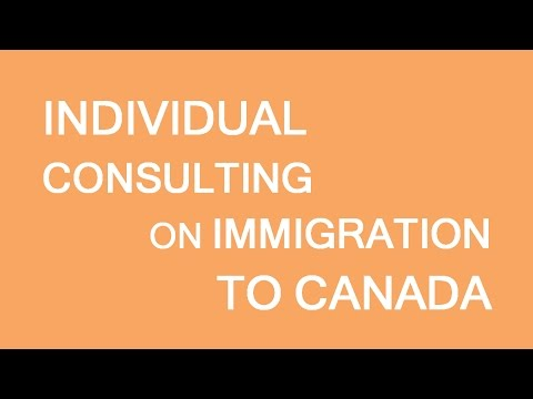 Legal consultation on immigration to Canada