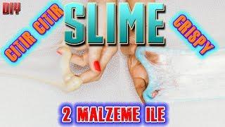 Slime Nasıl Yapılır Boraks Ve Tutkalsız