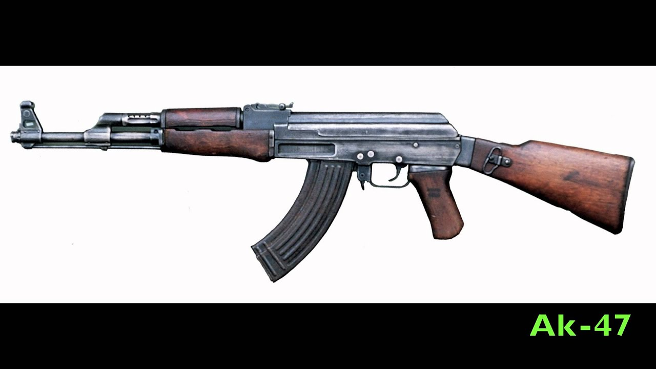 Ak-47 sound effect