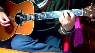 Led ZeppelinのJimmy Page のアコギ曲で DADGAD関連曲をいくつか適当に演奏してみました。最近アコギオープンチューニングに目覚めまして、いくつか練...