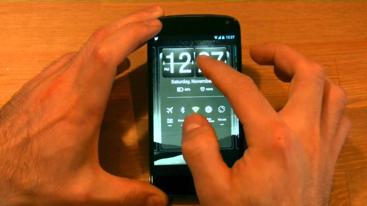 Google Nexus 4 Review | MobileSyrup