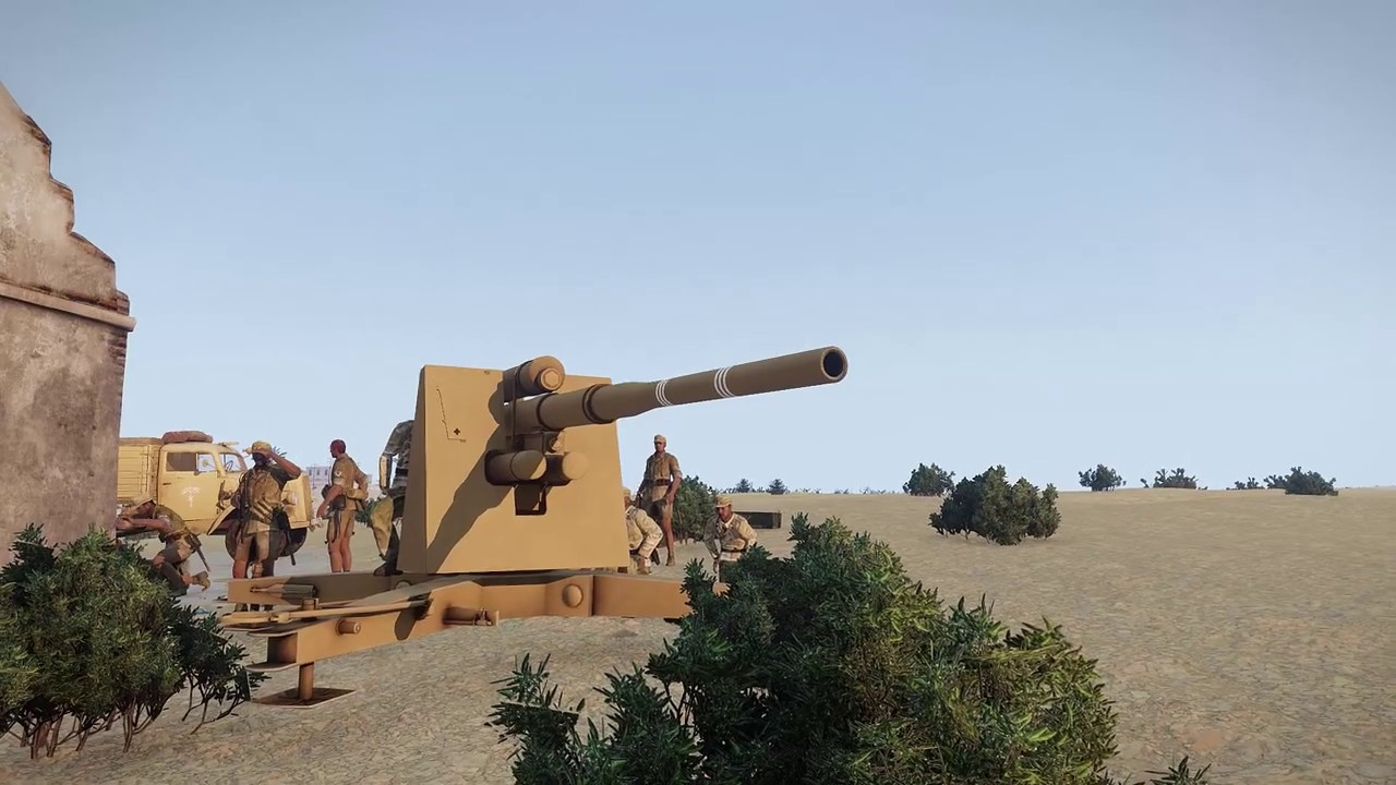 Preview v34 is out - WW2 in ArmA 3