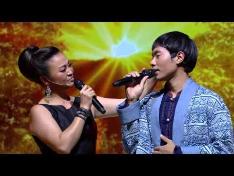 The Voice Thailand - โชว์ทีมเจนนิเฟอร์ คิ้ม - เมดเลย์เพลงจรัล มโนเพ็ชร - 14 Dec 2014