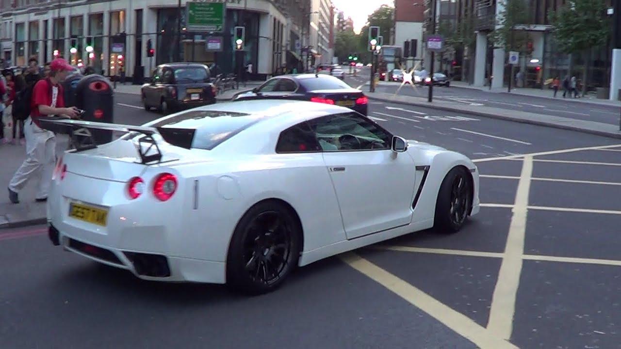 Nissan Gtr Spoiler Overkill Youtube