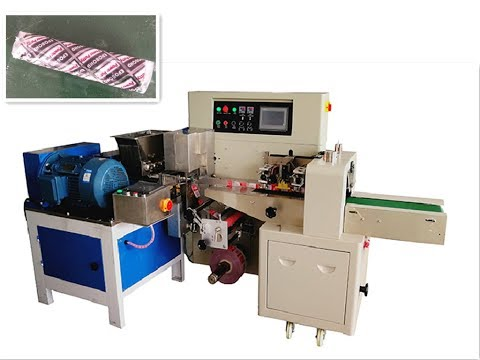 Automatic concentric putty/ epoxy resin & hardener packing machine