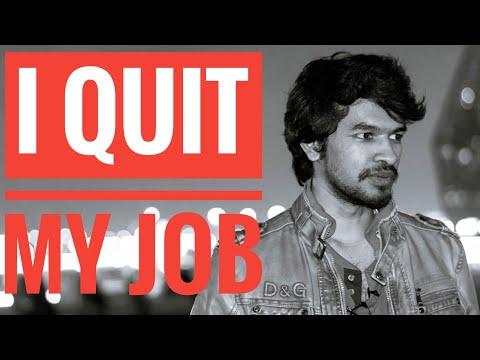 I Quit My Job  Tamil  Madan Gowri  MG