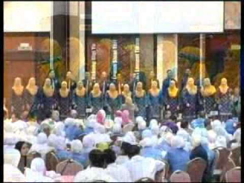 medlay Lagu Rakyat Terengganu Koir