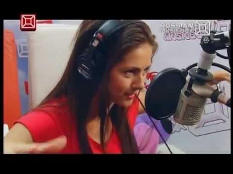 "NYUSHA/Нюша в ""Пижамной вечеринке Love radio"" (Russian Music Box)"