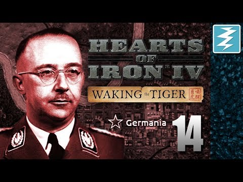 AUTONOMY IN OCCUPIED TERRITORY [14] Hearts of Iron IV - Waking The Tiger DLC