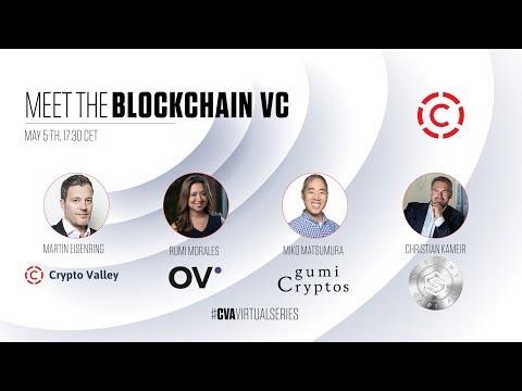 Meet the Blockchain VC Pt.3.