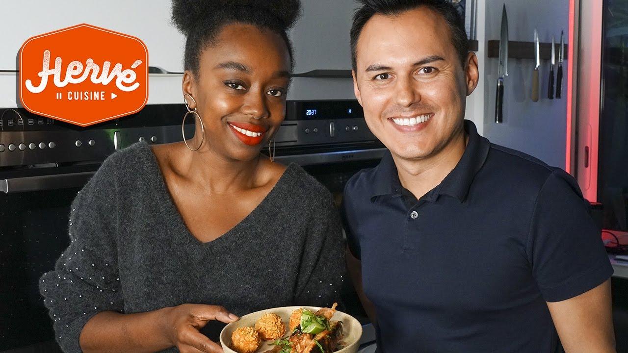 Collab Herve Cuisine X Fatou Cuisine Creole Poulet Patate Douce
