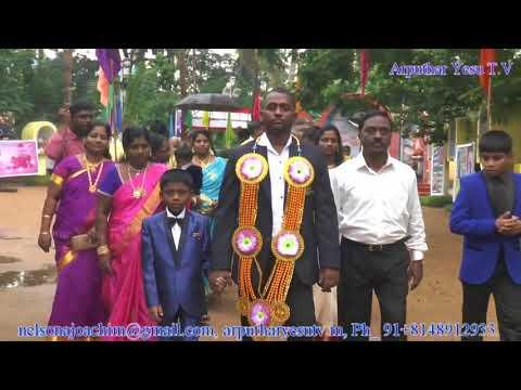 Arjuna Award Winner A. Amalraj Table Tennis 1-10-2017 Catholic Boy from Vysarpadi Perambur chennai
