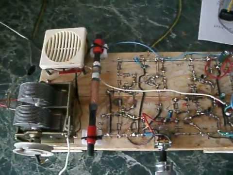Самодельный транзисторный