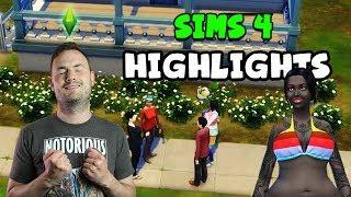 Video The Sims 4 - Highlights download MP3, 3GP, MP4, WEBM, AVI, FLV November 2017