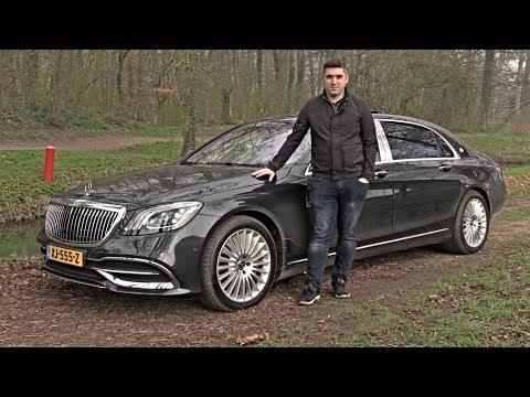 Mercedes Maybach | Dunyanin En Luks Ve Konforlu Arabasi
