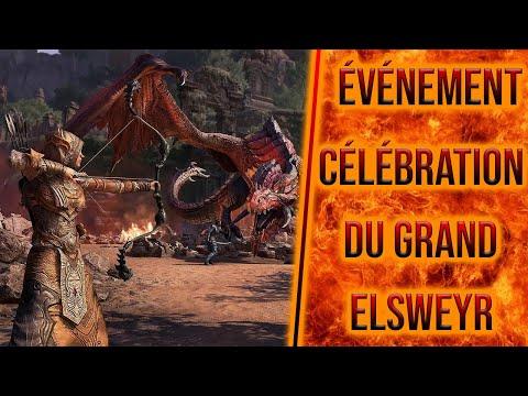 Événement Célébration du Grand Elsweyr  - ESO - Blackwood |