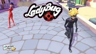 Miraculous Ladybug & Cat Noir #2 | Paris rescue mission! By Crazy Labs