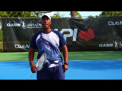 Key drills to get in position for every tennis shot -  by Lex Carrington