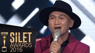 "Anji ""Dia - One Call Away I Silet Awards 2016"