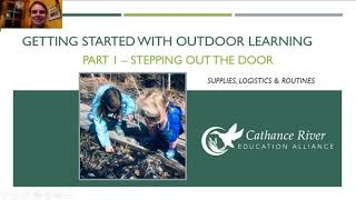 Outdoor Learning Series Episode 1: Stepping Out The Door