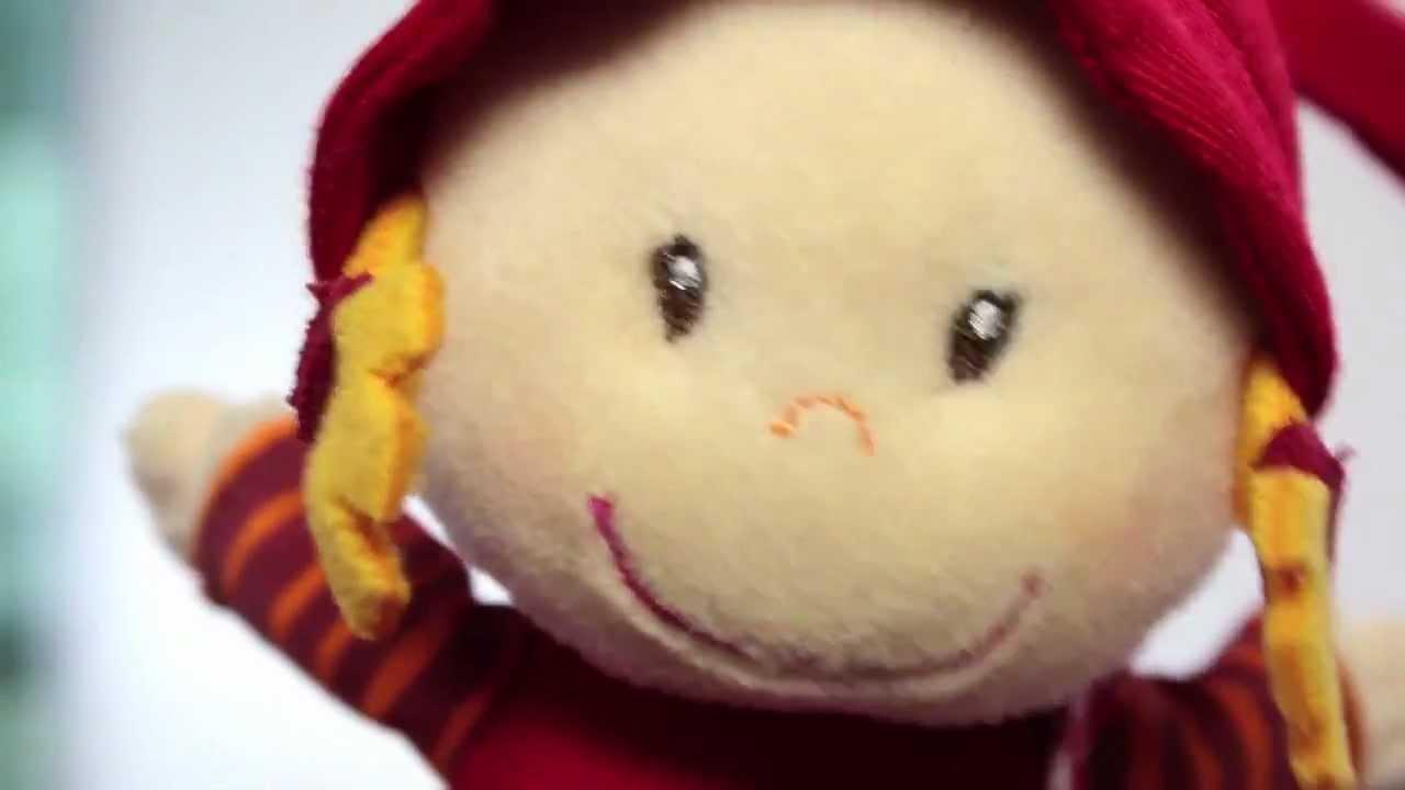 La Marionnette Réversible Du Petit Chaperon Rouge De La Gamme Des Lilliputiens