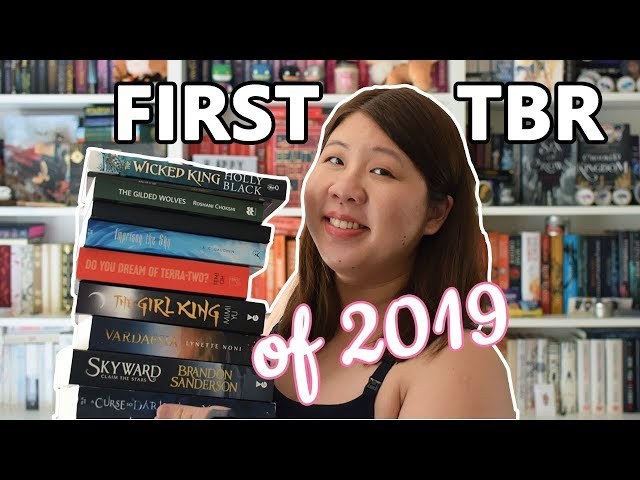 FIRST TBR OF 2019