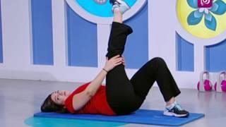 تمارين لتنشيط عضلات الجسم - زينب
