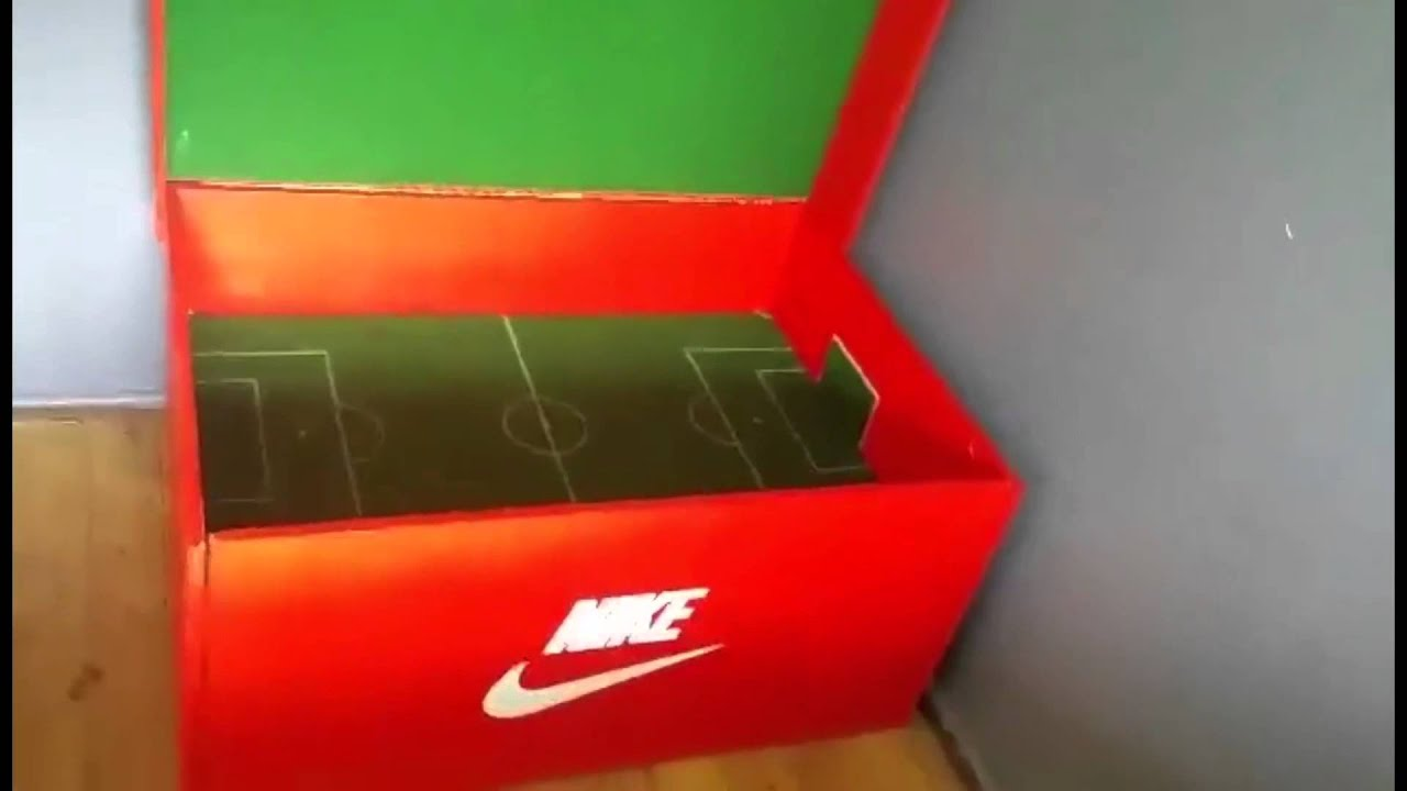 Nike Shoe Box Storage