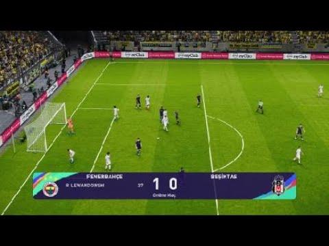Galatasaray - Fenerbahçe | Türk Telekom Arena | eFootball PES 2021
