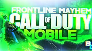"Call of Duty Mobile - ""38 KILLS IN FRONTLINE!"" 