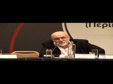 Ομιλία Προέδρου - Γεν. Συν. (Οι Μεγάλοι Δρόμοι της Μικρής Λιανικής) Hilton 10/01/2016 - synpeka.gr