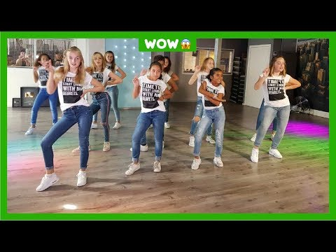 Meer dan 1 miljard views voor Saskia&39;s Dansschool