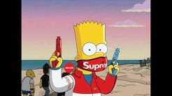 The simpson swag